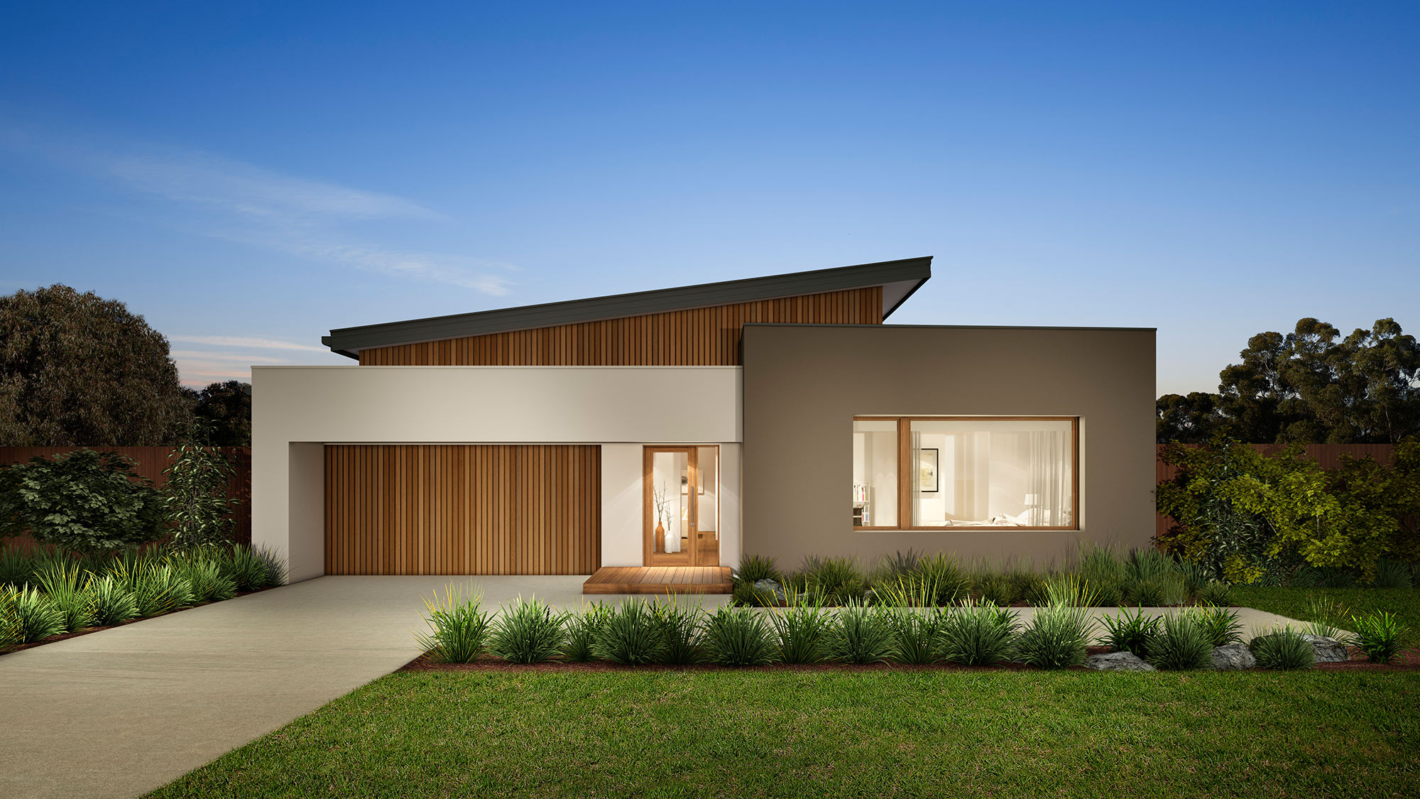 Skillion Roof Design Houses
