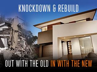knockdown rebuild