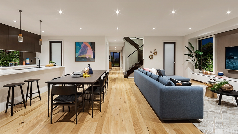 Melbourne project homes