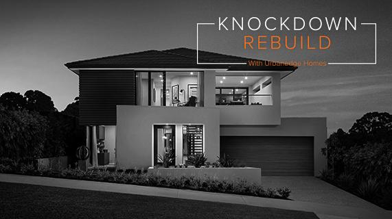 Knockdown & Rebuild