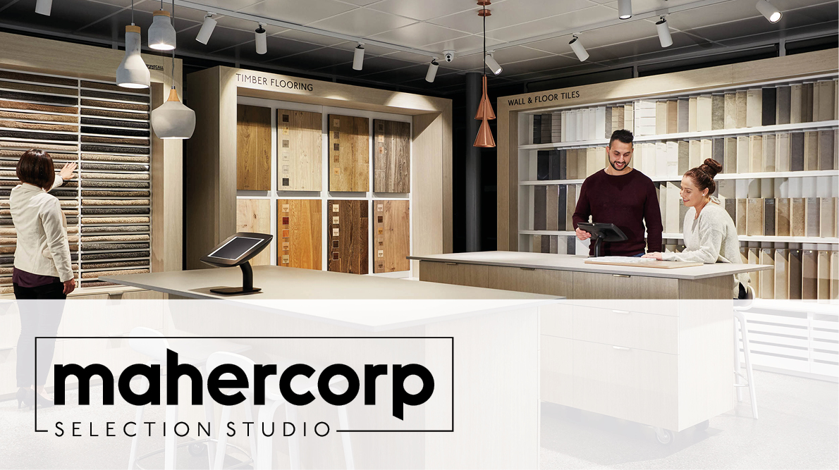 Mahercorp Colour Selection Studio