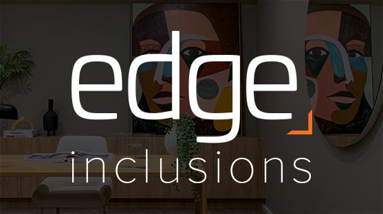 Edge Inclusions